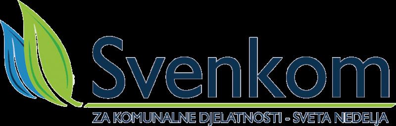 Svenkom logo